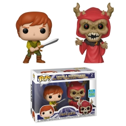 POP! Disney Vinyl Figures Taran & Horned King (2-Pack) [Summer