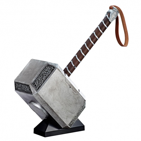 Thor Marvel Legends Articulated Electronic Hammer Mjolnir