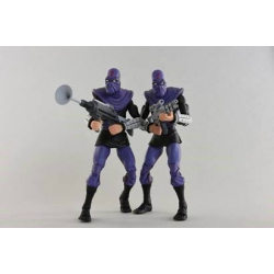 TMNT: Teenage Mutant Ninja Turtles Action Figure 2-Pack Foot Soldier 'Army Builder' 18 cm