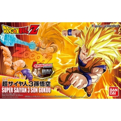 Dragon Ball Z Figure model kit: Super Saiyan 3 Son Gokou ( Goku