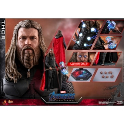 Hot Toys Avengers: Endgame Movie Masterpiece Action Figure 1/6 Thor 32 cm