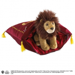 Noble collection Harry Potter: Gryffindor House Mascot Plush and Cushion