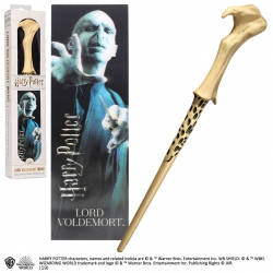 Noble collection Harry Potter: Voldemort PVC Wand