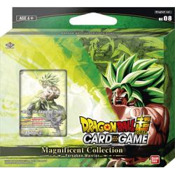 Dragon Ball SCG Magnificent collection Broly