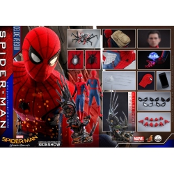 Hot Toys Spider-Man: Homecoming Quarter Scale Series Action