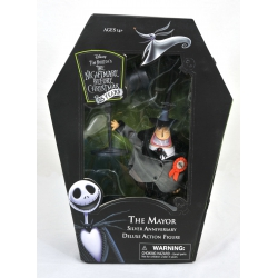 The Nightmare Before Christmas: Silver Anniversary Edition Action Figure: Mayor