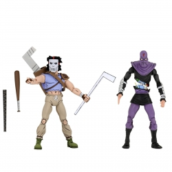 TMNT Teenage Mutant Ninja Turtles Action Figure 2-Pack Casey