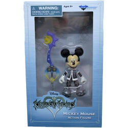 Kingdom Hearts Mickey Mouse action figure