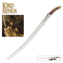 United Cutlery Lord of the Rings: Hadhafang - Sword of Arwen
