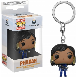 Funko Overwatch Pharah Pocket POP! Vinyl Keychain 4 cm