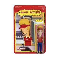 Beavis & Butt-Head ReAction Action Figure Wave 1 Burger World