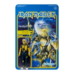 Iron Maiden ReAction Action Figure Wave 2 Live After Death
