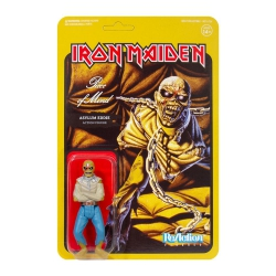 Iron Maiden ReAction Action Figure Wave 2 Piece of Mind (Album