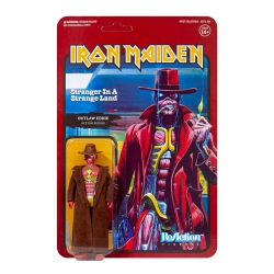 Iron Maiden ReAction Action Figure Wave 2 Stranger in a Strange