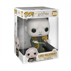 Funko Pop! Harry Potter: 10 inch (25cm) Voldemort with Nagini