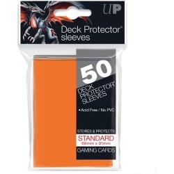 Sleeves - Standaard Oranje (66x91 mm) voor Pokemon en Magic