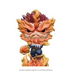 Funko Pop! Anime: My Hero Academia - Endeavor