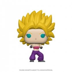 Funko Pop! Anime: Dragon Ball Super - Super Saiyan Caulifla
