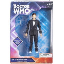 Doctor Who 10th Doctor in Tuxedo figure (13cm)