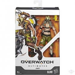 Hasbro Overwatch Ultimates: Junkrat Action Figure