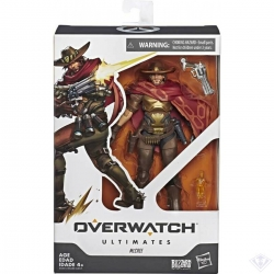 Hasbro Overwatch Ultimates: McCree Action Figure