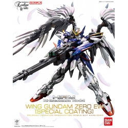 Gundam model kit: XXXG-00W0 Wing Gundam Zero Custom EW [Pearl