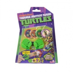 Teenage Mutant Ninja Turtles Nickelodeon Shell Shooters (slight