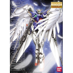 Gundam model kit: XXXG-00W0 Wing Gundam Zero Custom MG 1/100