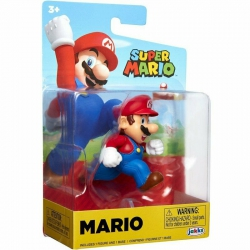 World of Nintendo 6 cm Mario (Running)