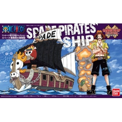 One Piece GSC: Spade Pirates' Ship
