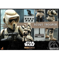 Hot Toys Star Wars The Mandalorian Actiefiguur 1/6 Scout