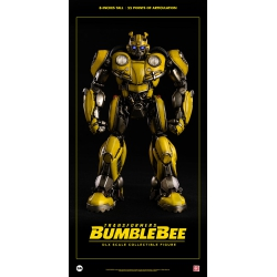 Transformers: Bumblebee Movie - Deluxe Bumblebee 8 inch Tall