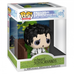 Funko Pop! Movies: Edward Scissorhands - Deluxe Edward and Dino