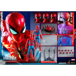 Hot Toys Marvel: Spider-Man Game - Spider Armor MK IV Suit 1:6