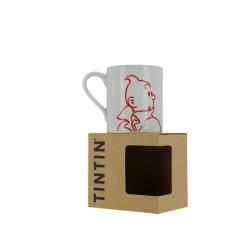 Kuifje beker - Tintin mug