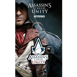 Keychain Assassins Creed Unity Logo