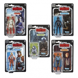 Star Wars Episode V Black Series Action Figures 15 cm 40th