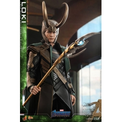 Hot Toys Avengers: Endgame - 1/6th scale Loki Collectible Figure
