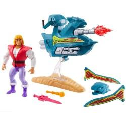 Masters of the Universe Origins Action Figure 2020 Prince Adam