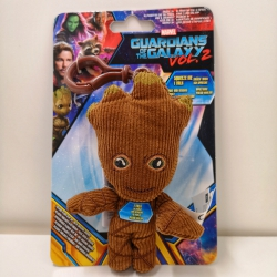 Marvel Guardians of the Galaxy Groot Plush talking bagclip