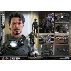 Hot Toys Iron Man Movie Masterpiece Action Figure 1/6 Tony