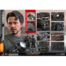 Hot Toys Iron Man Movie Masterpiece Actionfigur 1/6 Tony Stark