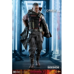 Hot Toys Deadpool 2 Movie Masterpiece Action Figure 1/6 Cable