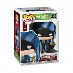 Funko Pop! DC: Holiday - Scrooge Batman