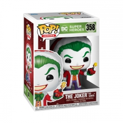 Funko Pop! DC: Holiday - Santa Joker