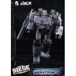Transformers: War for Cybertron Trilogy - DLX Megatron 10 inch