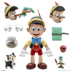 Disney Ultimates Action Figure Pinocchio 18 cm