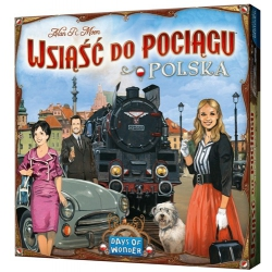 Ticket to Ride - Polska Polen