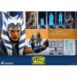 Hot Toys Star Wars The Clone Wars Action Figure 1/6 Ahsoka Tano