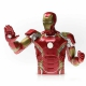 Marvel Universe Iron Man Bust Bank 19cm